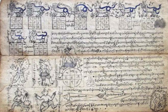 Cак Янт: культ магических тайских татуировок культура, cак янт