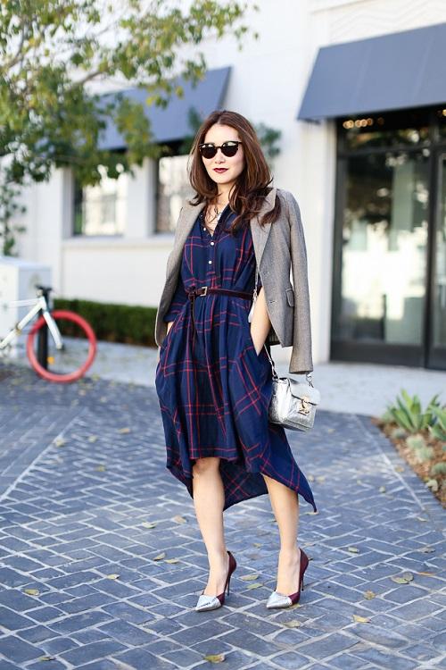Оригинальное платье-туника: актуальные модели