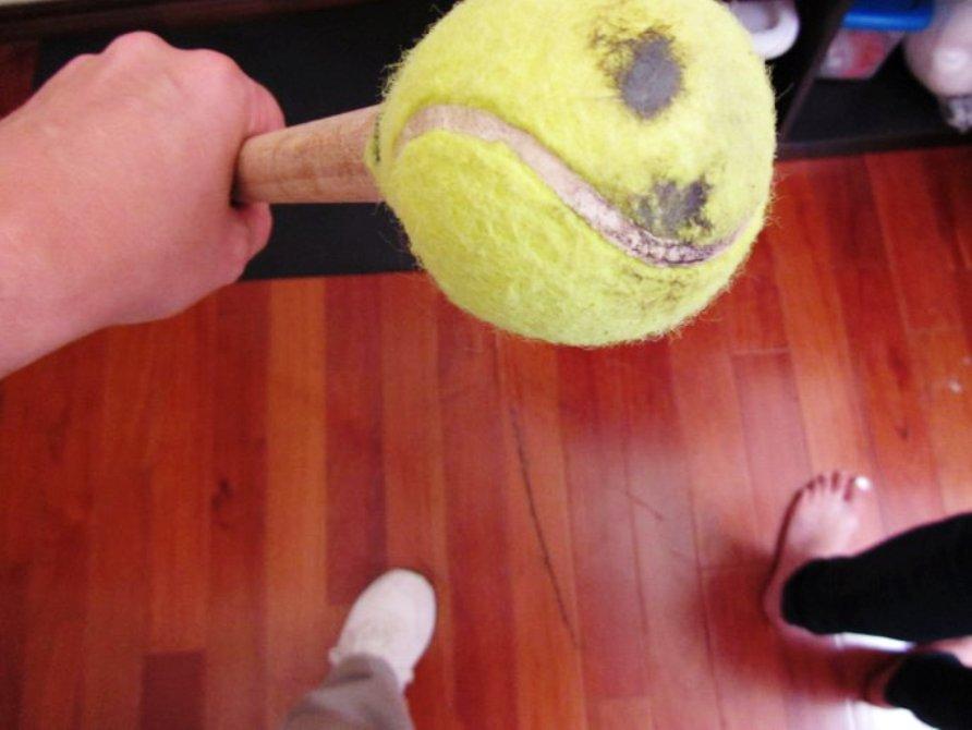 Не только игра: 10 вариантов неожиданного применения теннисного мяча. Лайфхаки для тех, кто любит теннис