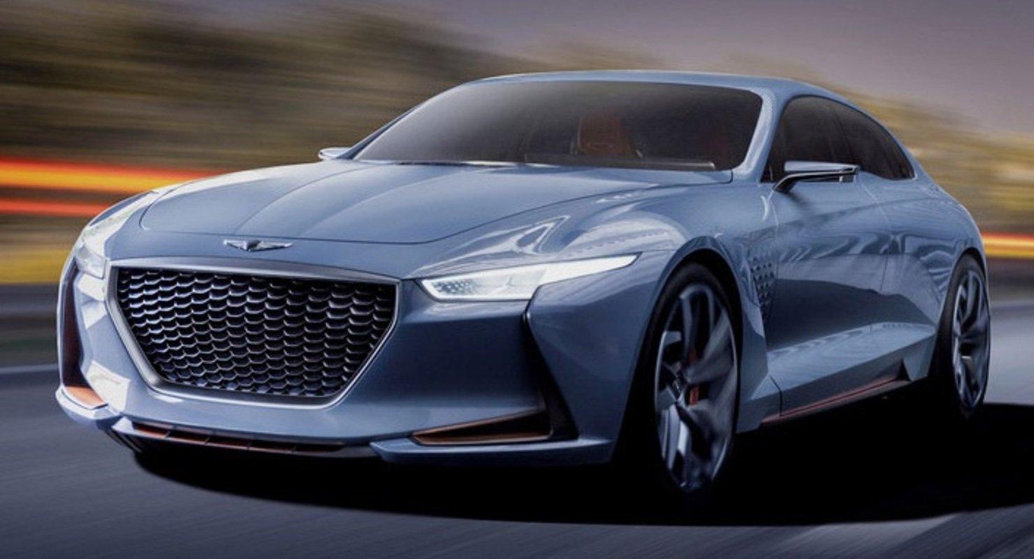 Genesis примет участие в фестивале скорости GoodWood 2021 Автомобили