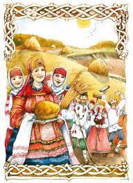 Древний русский праздник урожая,   День Световита, Закрытие Сварги.