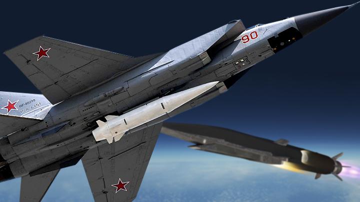 А сколько надо: Американская разведка подсчитала российские ракеты «Авангард»