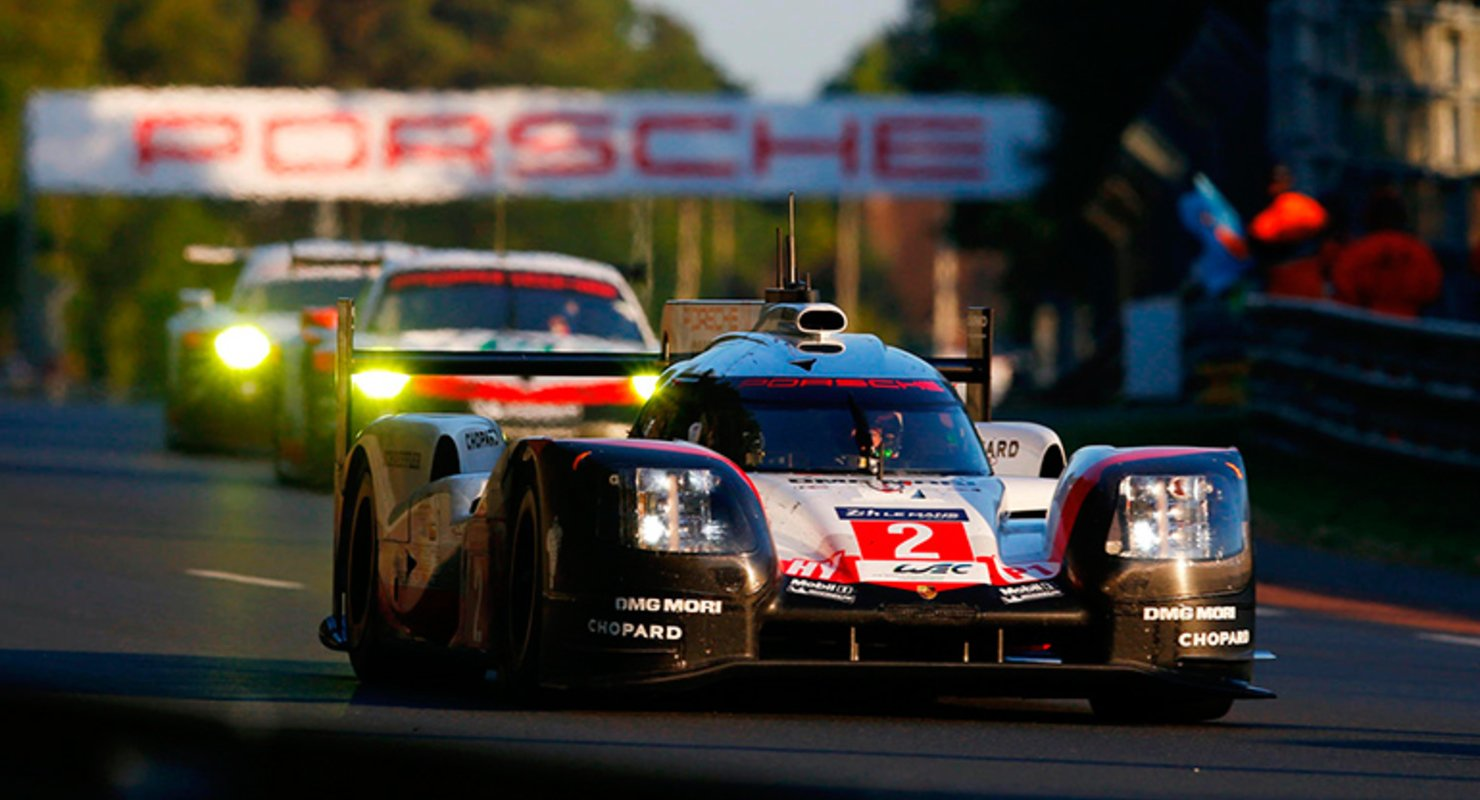 Porsche и Penske готовят 2 прототипа для участия в Ле-Мане Автомобили