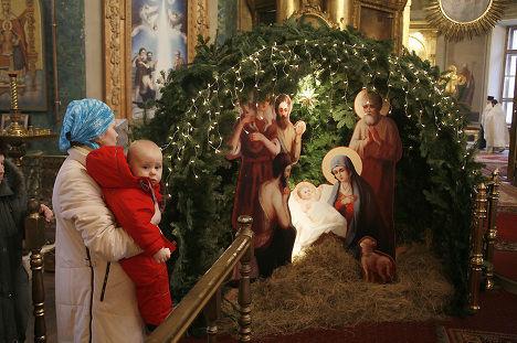 О переносе даты празднования Рождества Русской Православной церковью.