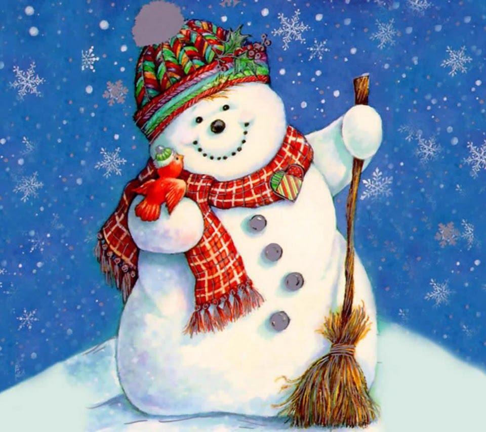 Выберите снеговика и получите предсказание на зиму! Новогодние гадания с 31 декабря на 1 января!
