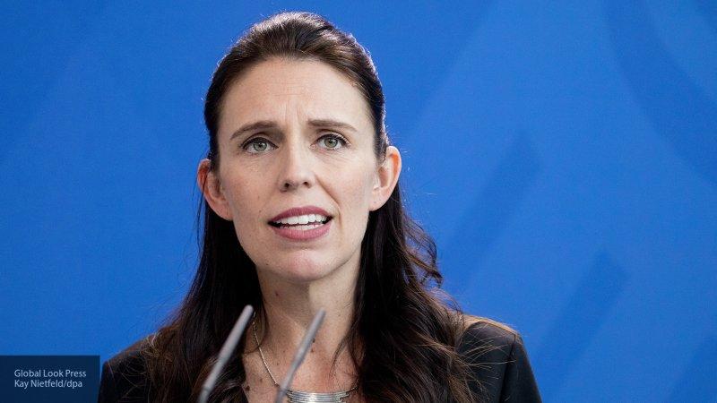 Премьер Новой Зеландии получила послание от стрелка за 9 минут до теракта