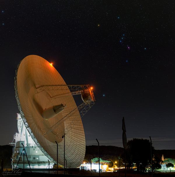 Как NASA связывается с космическими аппаратами, находящимися от нас в миллиардах километрах?