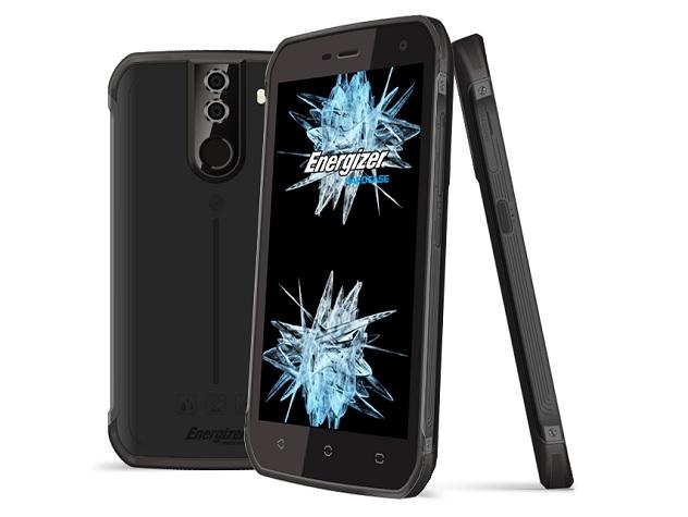 Energizer выпустил смартфон, который месяц работает без подзарядки
