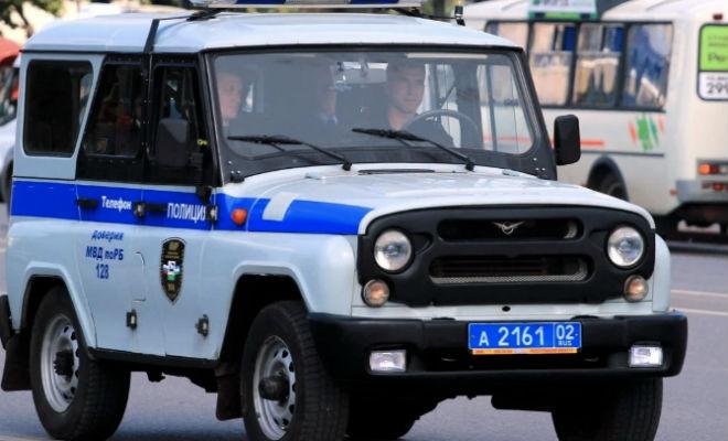 Почему милиция ездила на УАЗиках автомобиль,полиция,Пространство,Техника,УАЗ