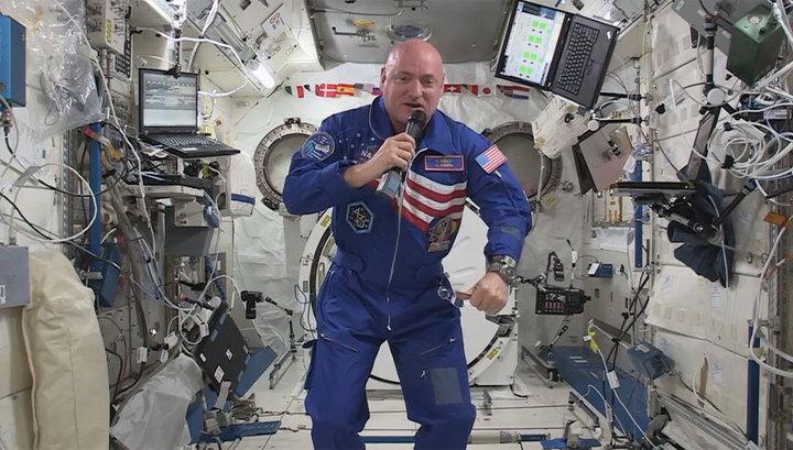 В генах астронавта Скотта Келли нашли изменения после годичного пребывания в космосе