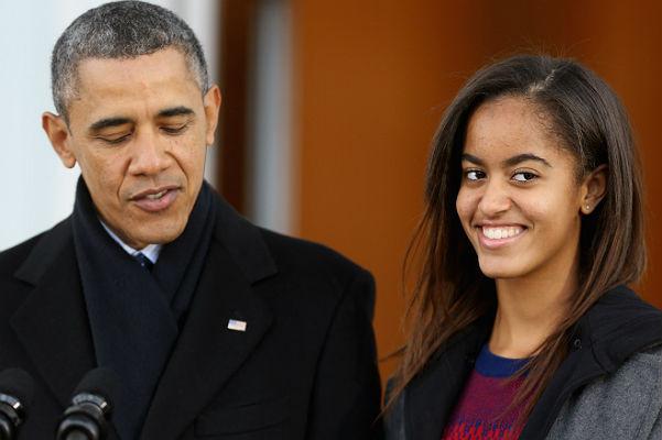 18-летняя дочь Обамы станцевала тверк на концерте (ВИДЕО)