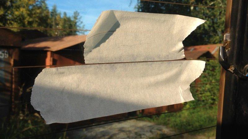 Ремонт обогрева заднего стекла: проще, чем кажется авто, ремонт авто своими руками, ремонт нитей обогрева