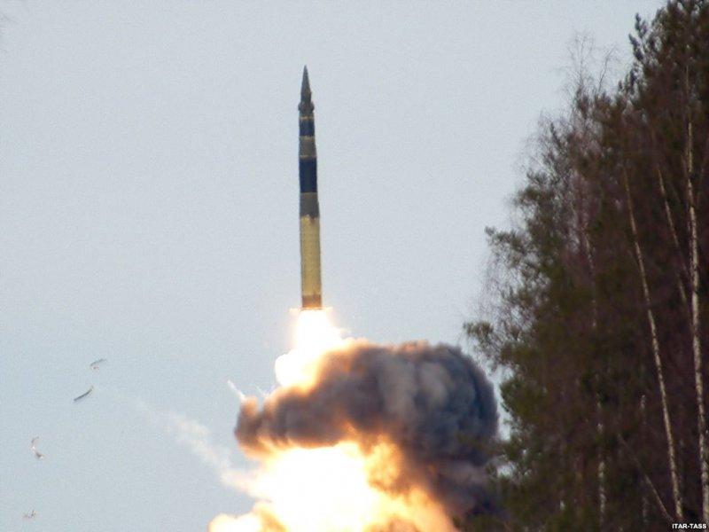 СМИ: США сочли испытательный пуск МБР «Тополь» нарушением договора РСМД