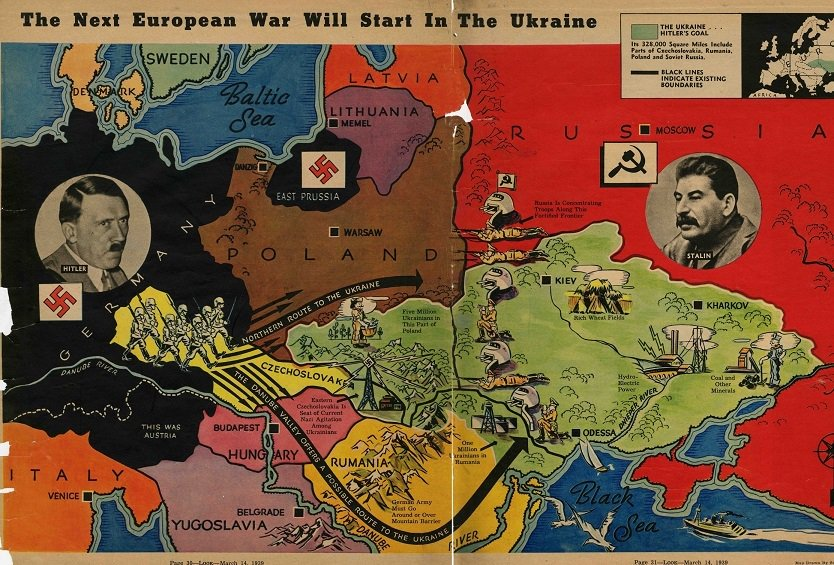 Следующая европейская война …