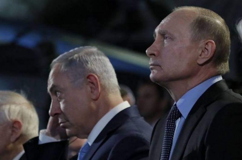 Зачем Нетаньяху пригласил Путина в Израиль