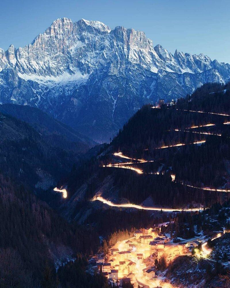 3. Альпы, горные вершины, горы, пейзажи, природа, фото природы, фотограф, фотографии природы