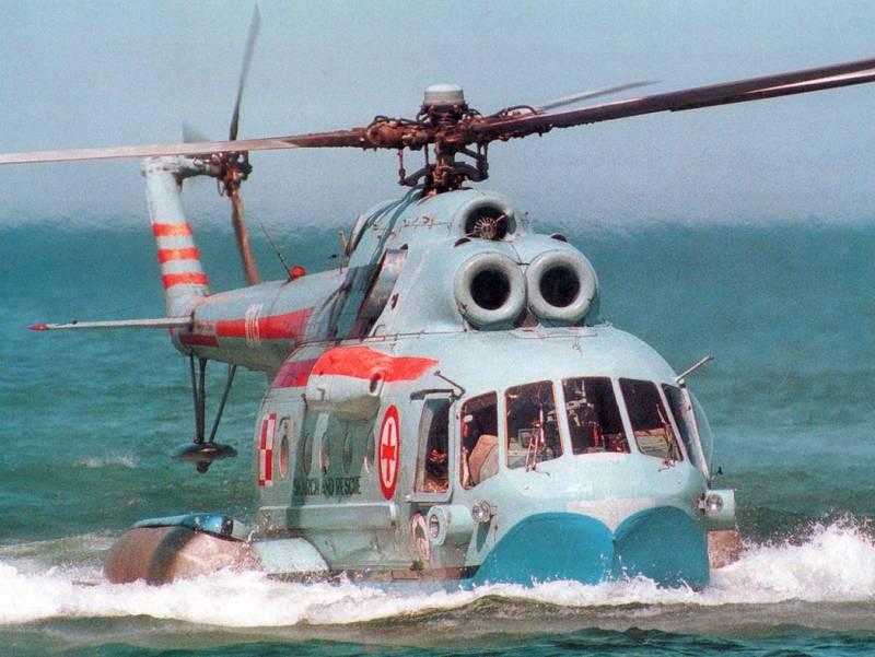 Вслед за Ту-160 – Ми-14? ввс