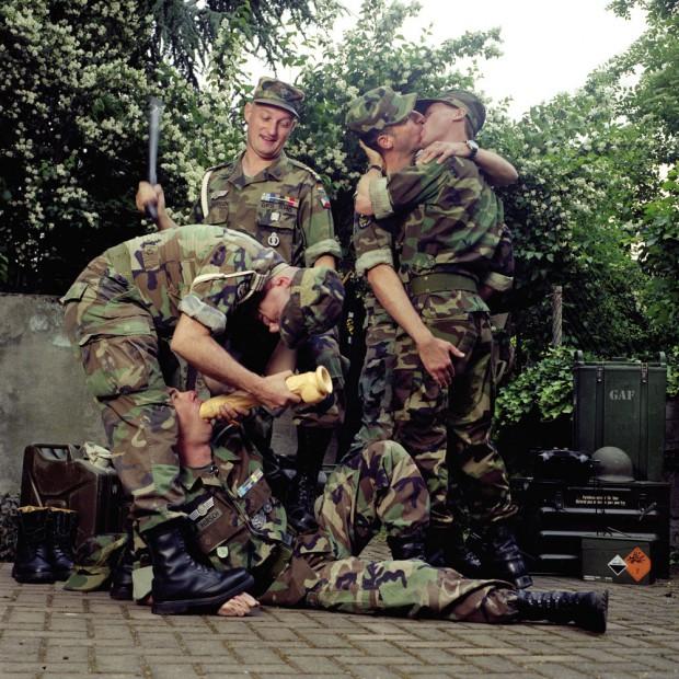 Гомосексуалізм і армія україни