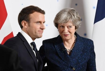 Британия и Франция объединяются в новую «Антанту» против России