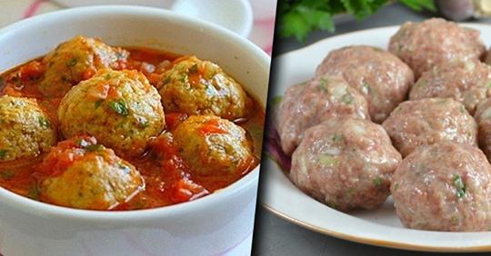 Нежные тефтельки: 6 лучших рецептов блюда из фарша,мясные блюда,рецепты