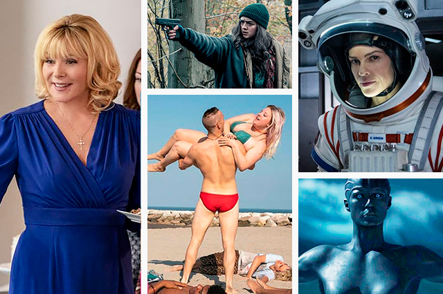 Гангстеры, космос и телеграм-каналы: 16 главных сериальных новинок сентября