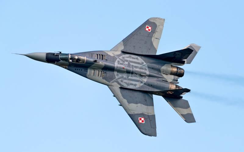 Поляки не собираются отказываться от МиГ-29: заказаны новые моторы Техно