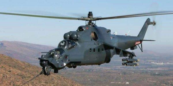 Модифицированный Ми-24 мог бы стать лучшим российским вертолётом