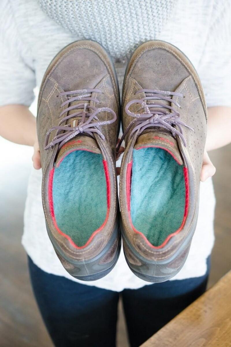 Пятнадцать хитростей для удобного ношения обуви