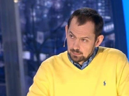 """Украинский журналист удивлен, что его вопрос про Крым назвали """"дерьмовым"""""""