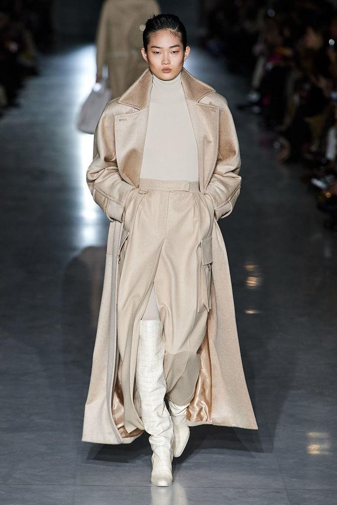 Весна 2020 — юбки сложного кроя, длина миди, фото № 41