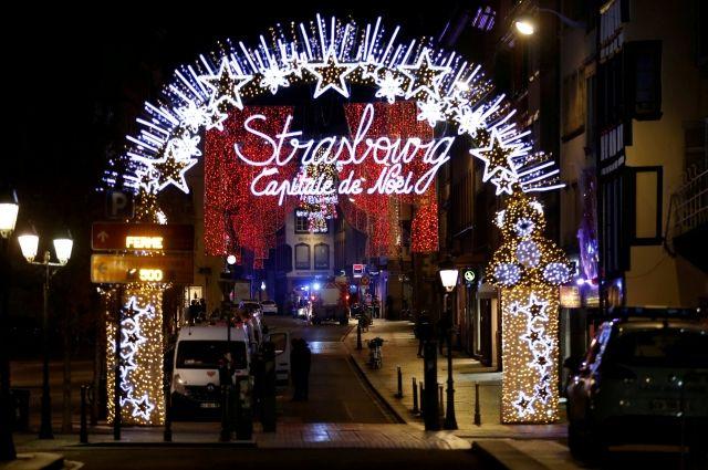 Во время стрельбы в Страсбурге погиб турист из Таиланда – СМИ