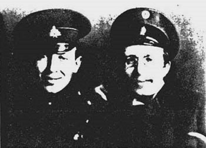 Братья Виталий и Антон Макаренко   Фото: liveinternet.ru