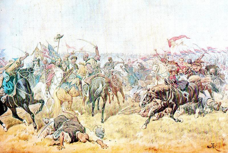 Поражение польской армии под Зборовом история