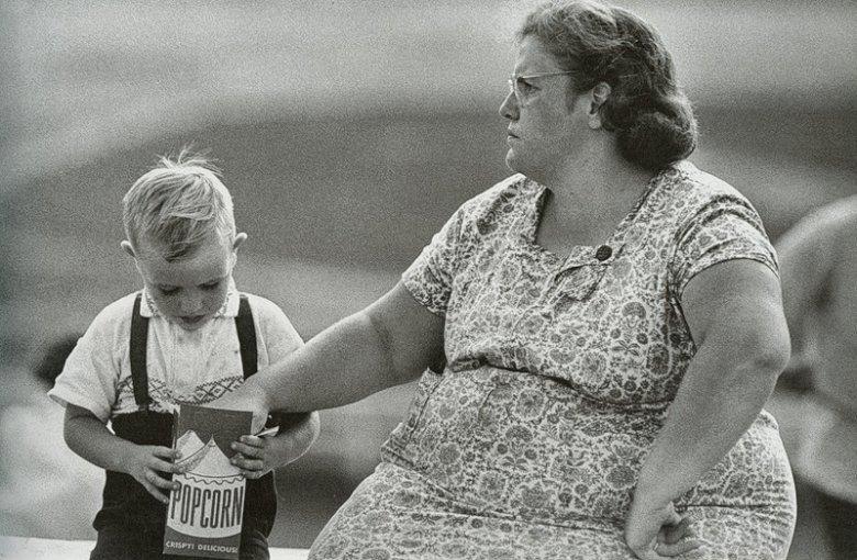 Внуки обязаны любить бабушек…