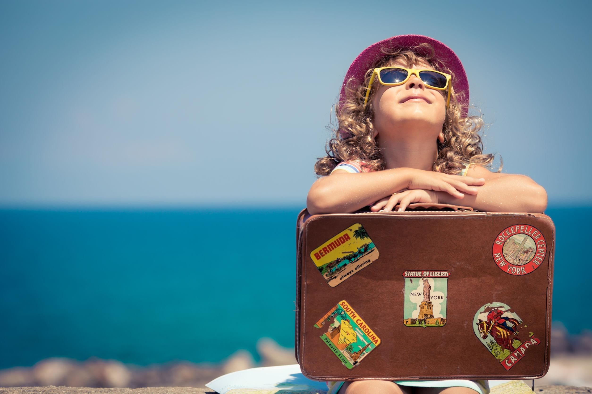 Прикольные картинки для собирающихся в отпуск