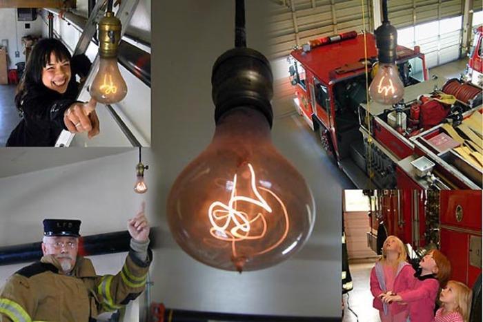Занимательная история обычной лампочки