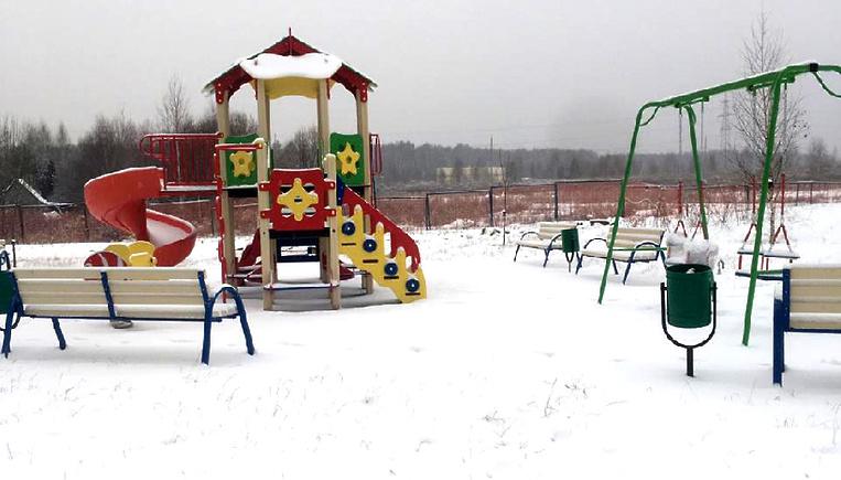 Воробьев: Детские площадки в…