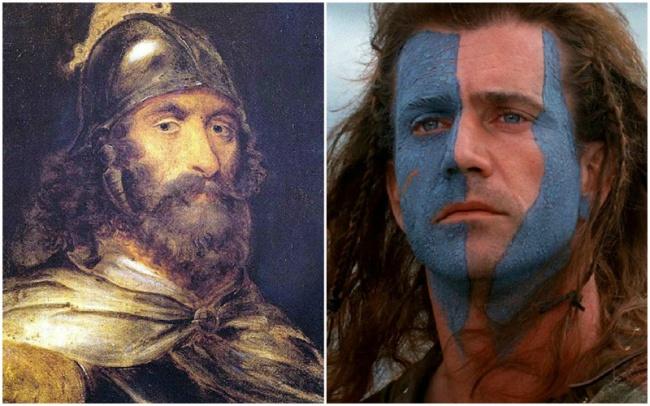 Как выглядели исторические личности в кино и на самом деле. Режиссеры не всегда объективны. Ой, не всегда!