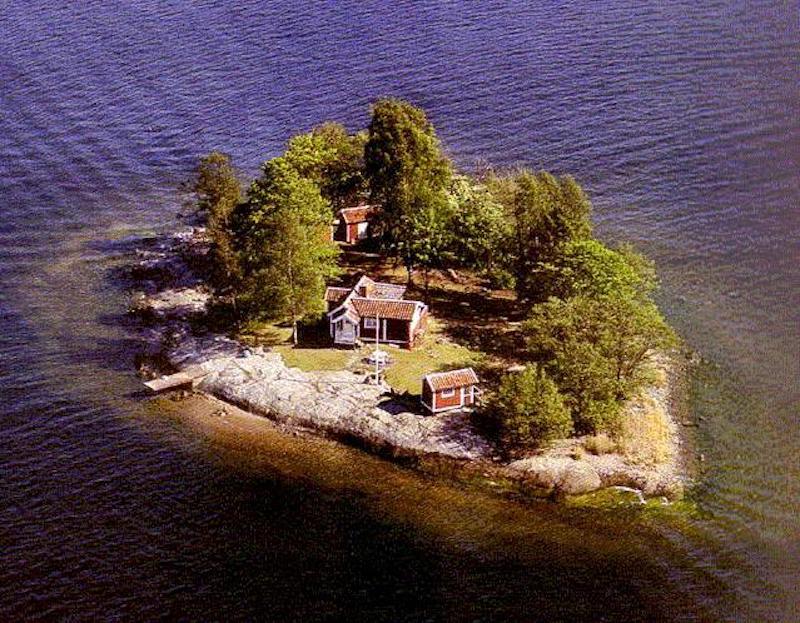Арендовать частный остров бесплатно реально