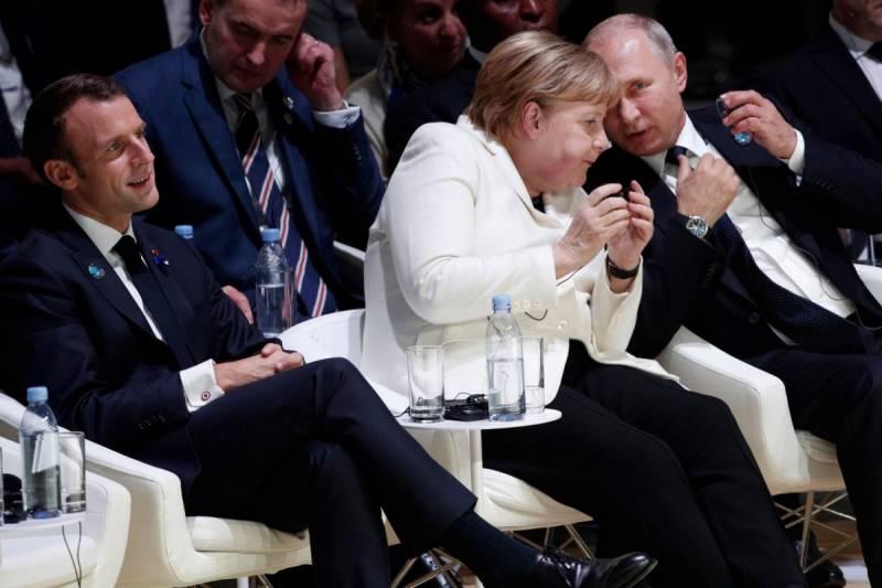 Европа может развернуться в сторону России: страны ЕС готовы занять очередь для снятия санкций Политика