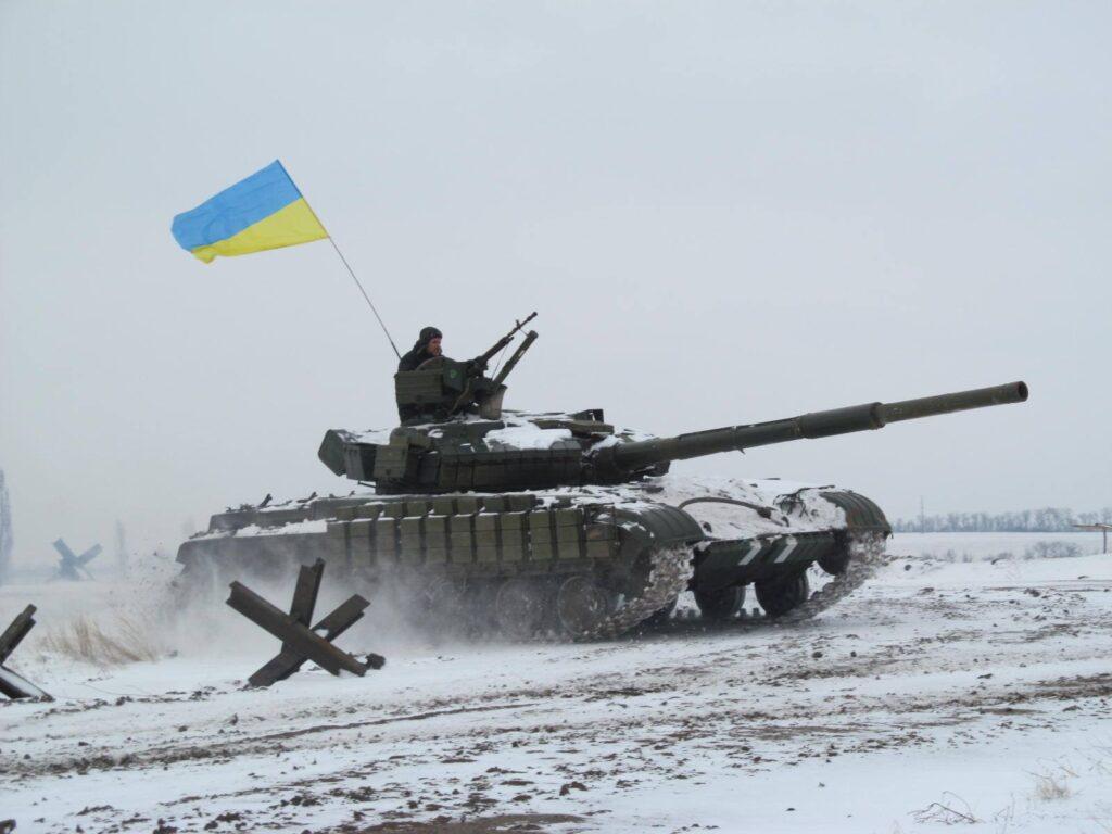 Украинские войска отработали уникальную боевую «связку»