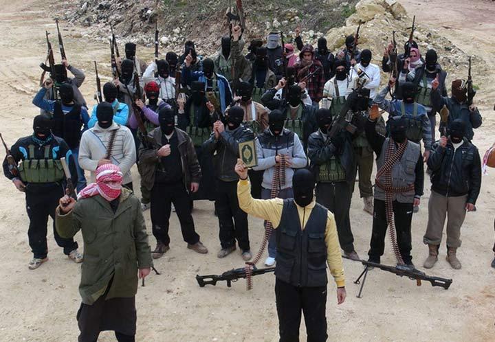 Поступило сообщение о расстреле 16 наёмников