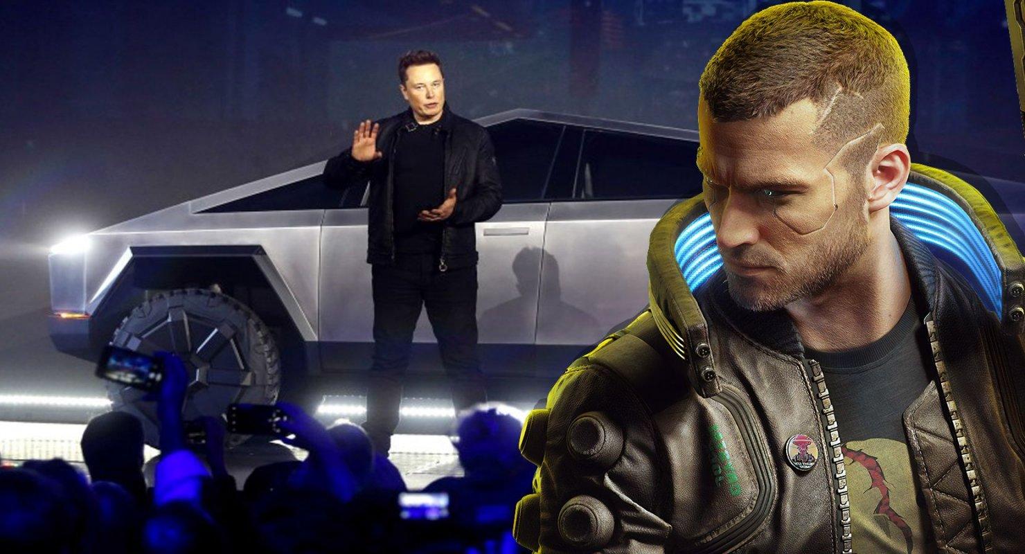 Илон Маск подсказал, что нужно изменить в Cyberpunk 2077 Автомобили