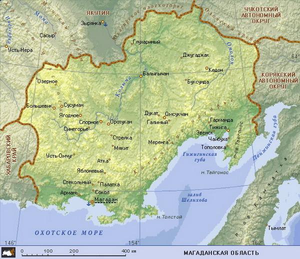 В Магаданской области голосу…