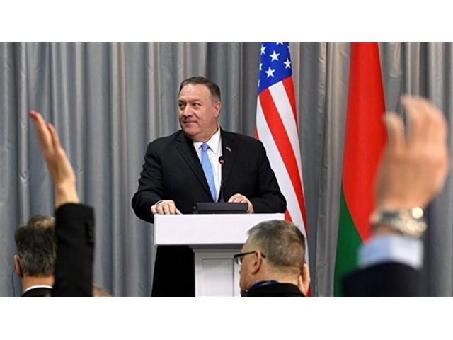 Американские стервятники над Белоруссией геополитика