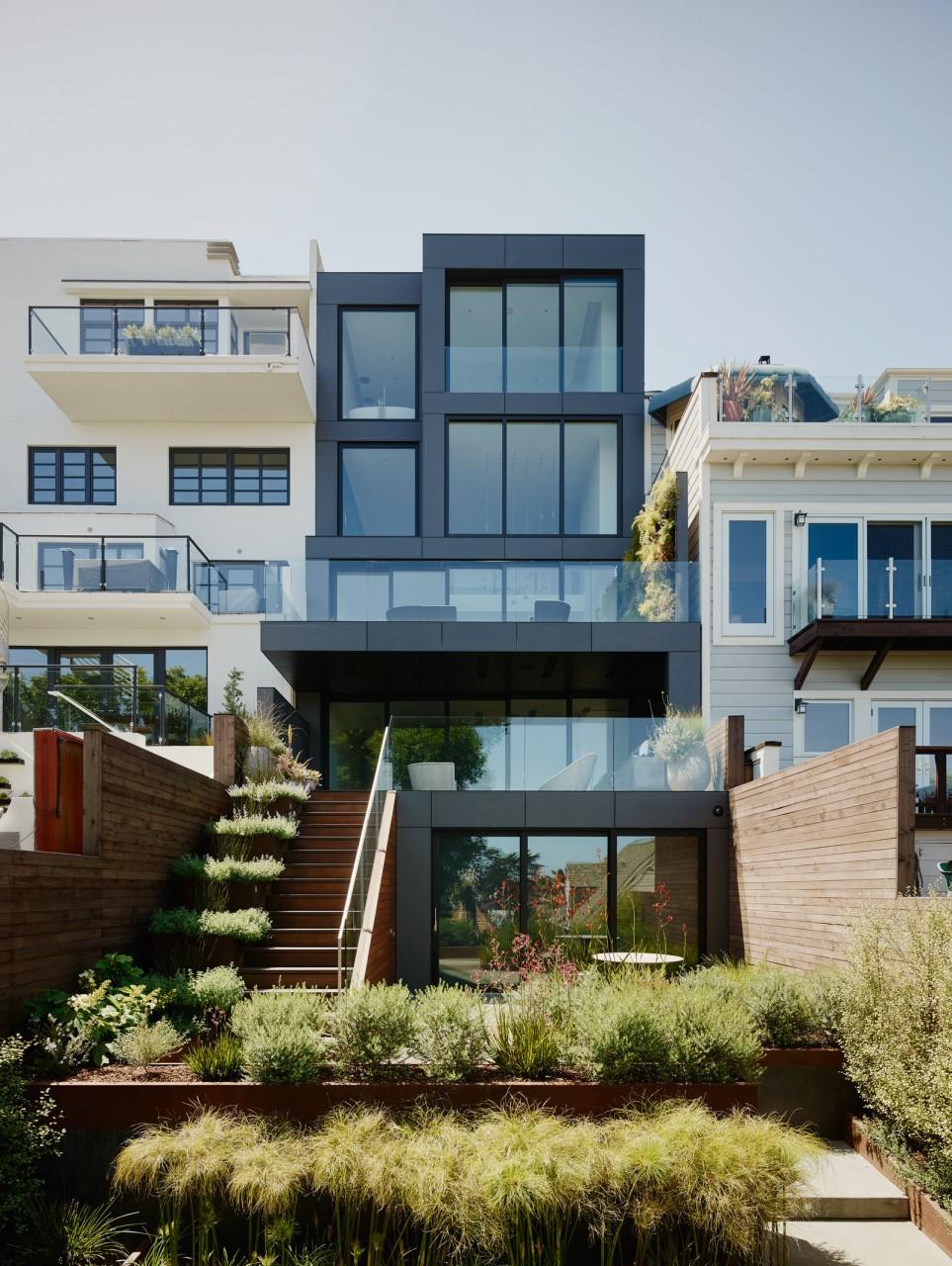 Уютный интерьер дома в Сан-Франциско