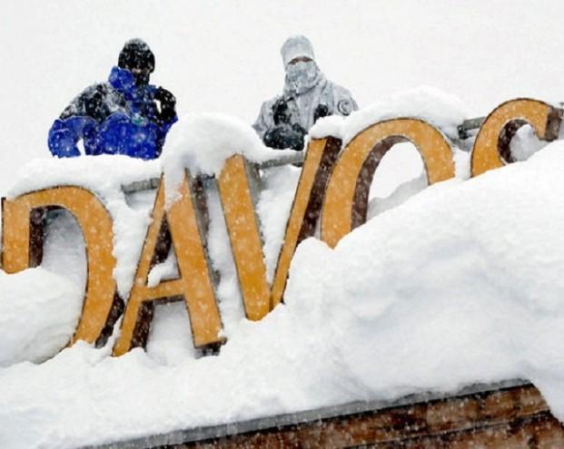 В Давосе объявили о начале войны с Россией
