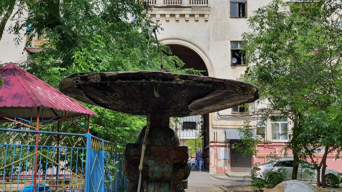 Самый старый действующий фонтан в Волгограде волгоград,попутчики,природа,путёвки,путешествия,туризм
