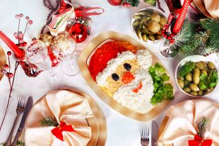 Быстро, легко, вкусно. Кулинарные хитрости для новогоднего стола