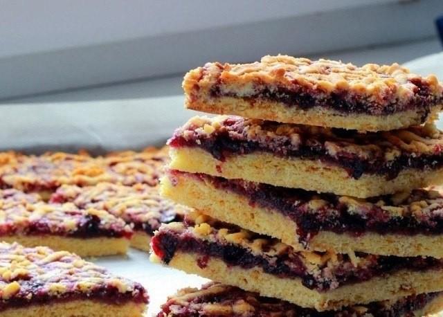 Печенье творожно-ягодное чудо — порадуй родных!